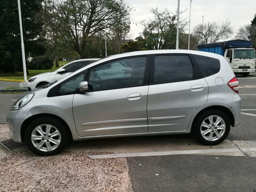 honda fit 1.5 lx-l at 2014 gris automático full 1ra mano