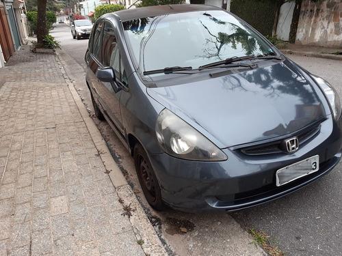 honda fit 2005/06 automático venda rápida