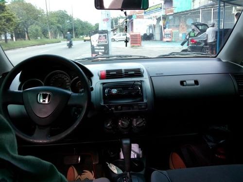 honda fit 2006 1.4 lxl aut. 5p