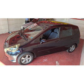 Honda Fit 2008 1.4 Lx Flex 5p