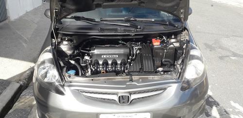 honda fit 2008 automático lx 1.4
