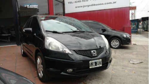 honda fit 2009 1.5 ex-l at 120cv di buono automotores
