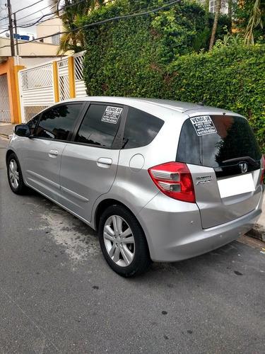 honda fit 2009 1.5 exl flex aut. 5p