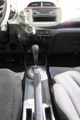 honda fit 2009 lxl automatico