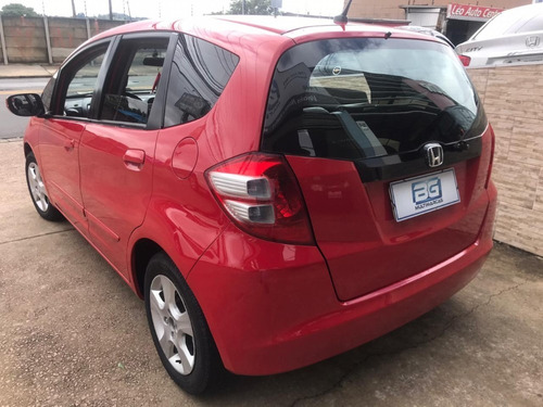 honda fit 2010 1.4 completo