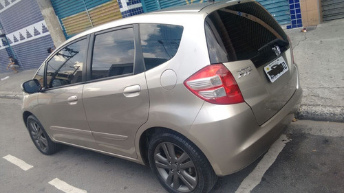 honda fit 2010 1.5 ex flex 5p