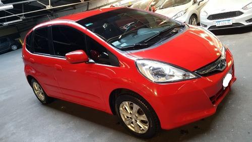 honda fit 2012 1.4 lx-l at 100cv l12 automatico linea nueva