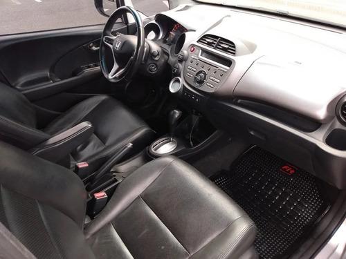 honda fit 2013 1.5 ex-l at 120cv automatico cuero climatizad