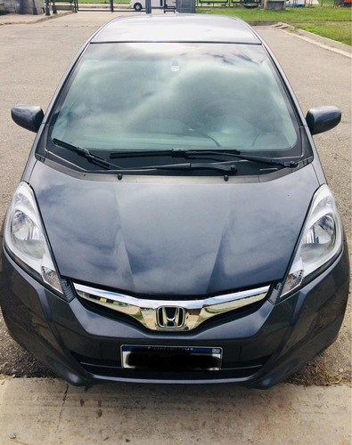honda fit 2014 1.4 lx-l mt 100cv