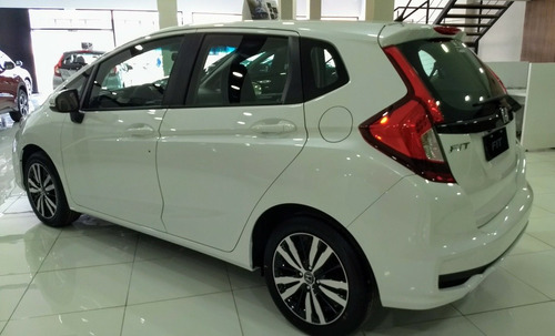 honda fit 2018 0km exl at full