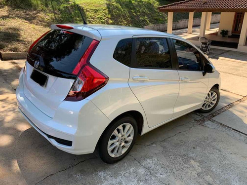 honda fit 2019 1.5 lx flex aut. 5p