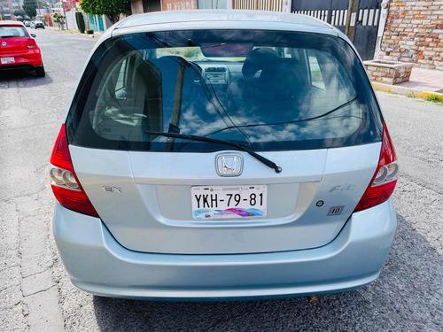 honda fit d ex 5vel ba mt 2007 autos usados puebla