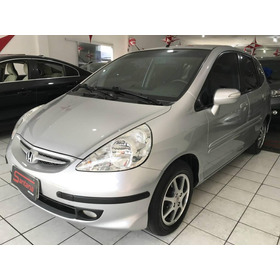 Honda Fit Ex 1.5 16v 5p Aut. ** Ipva 2020 Pago **