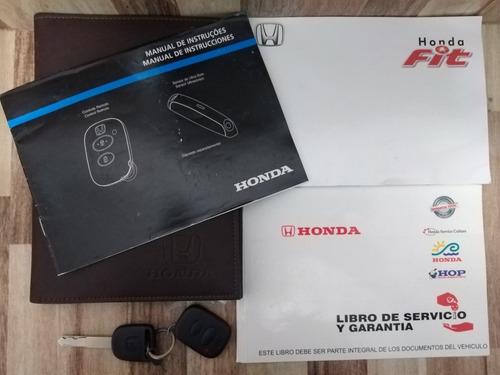 honda fit ex 1,5 aut full