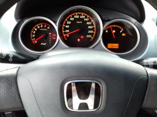 honda fit ex 1.5 automático - 2007