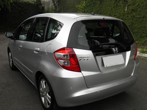 honda fit ex 1.5 flex autom.