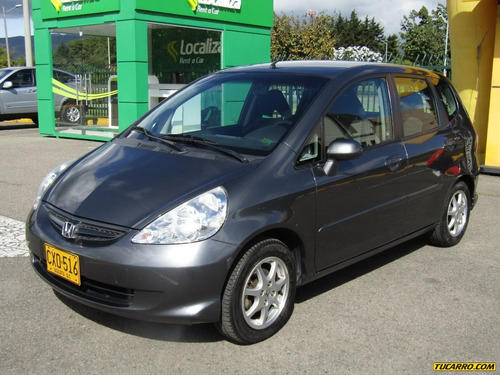 honda fit ex at 1500cc