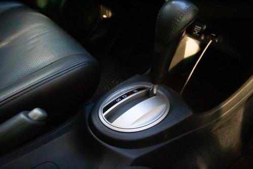honda fit ex-l 1.5 automático nafta 2011 gris