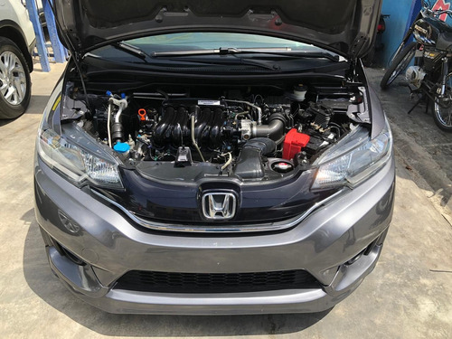 honda fit exl americana full