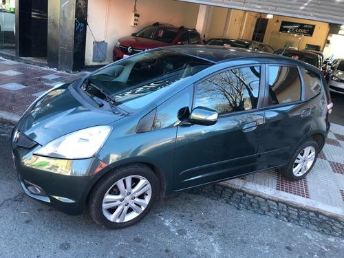 honda fit exl automatico año 2009 c/118000 km auto classic