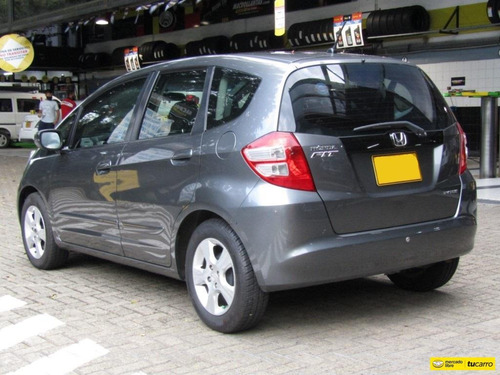 honda fit lx 1350 cc at