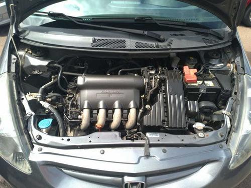 honda fit lx 1.4 16v gasolina mec