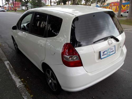 honda fit lx 1.4  2005  automatica  r$  18,900  recuperado