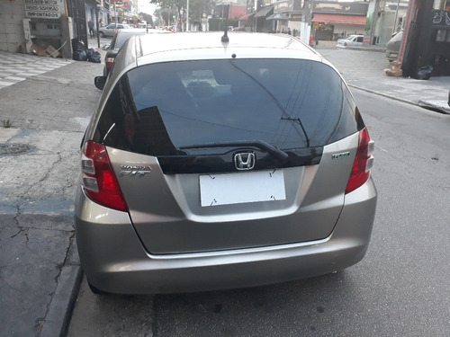 honda fit lx 1.4 2011 completo - ipva 2020 pago