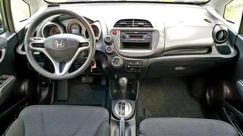 honda fit lx 1.4 aut 2010
