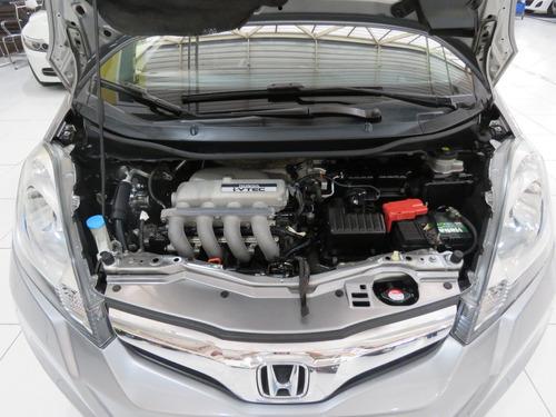 honda fit lx 1.4 flex 16v 4p automático completão c/ rodas