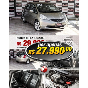 Honda Fit Lx 1.4 Flex 5p Mec 2009