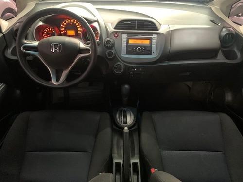 honda fit lx 1.4 flex automático 2014