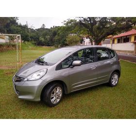 Honda Fit Lx 1.4 Flex, Automático, Segunda Dona, 2013