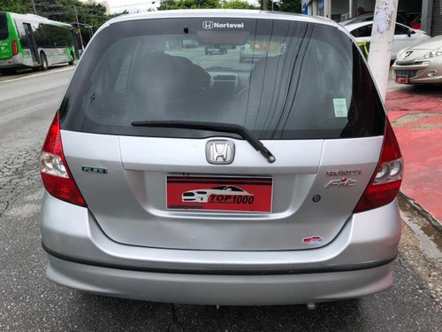 honda fit  lx 1.4 (flex) flex manual