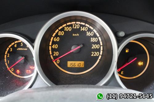 honda fit lx 1.4 gasol 2007 verde financiamento próprio 2184