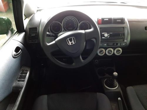honda - fit lx 1.4 - mecanico - 2007/2007