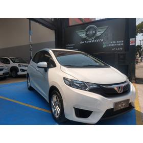 Honda Fit Lx 1.5 2017 Autom. Unico Dono Baixo Km
