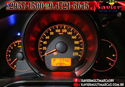 honda fit lx 1.5 aut 2015 preta financiamento próprio 6142