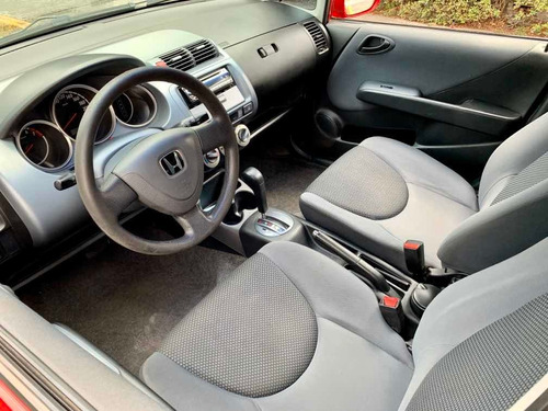 honda fit lx at cvt 2008