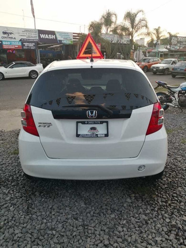 honda fit lx at cvt 2012