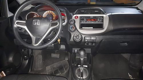 honda fit lx automático 2011