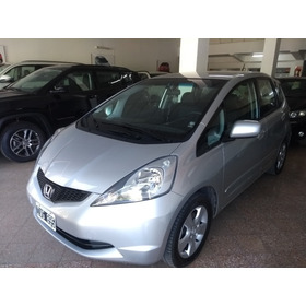 Honda Fit Lx Manual 2010 Unico Dueño Impecable