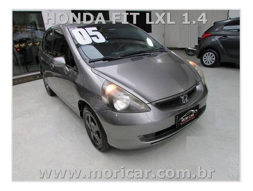honda fit lxl 1.4 - cambio manual - ano 2005  bem conservado