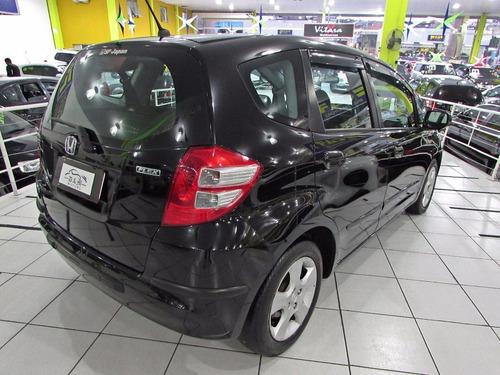 honda fit lxl 1.4 flex 2009 automatico