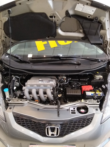 honda fit lxl 1.4 flex automático 2012