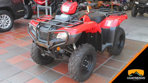honda foreman trx 500 modelo 2019 - 0 kms