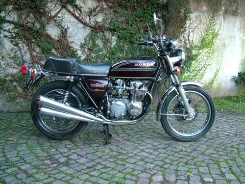 honda four 550