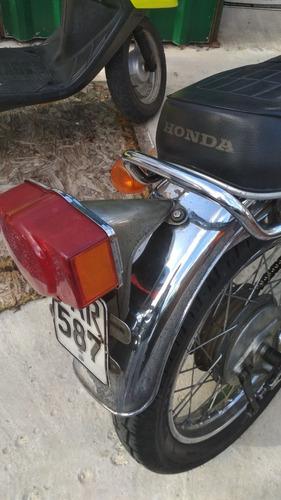 honda four cb350f