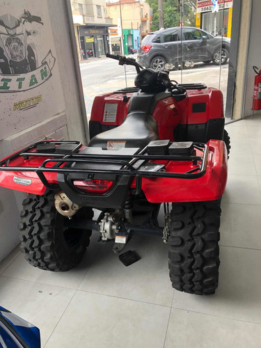 honda four trax 400