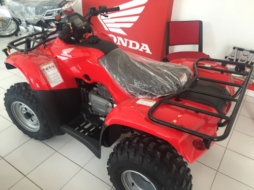 honda fourtrax 250cc modelo 2017 nueva o km!!!